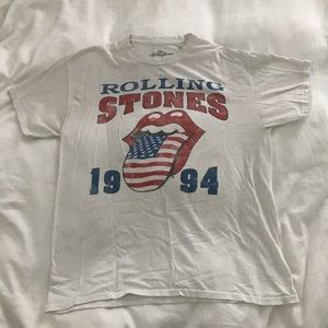 Urban Outfitters Rolling Stones Graphic Tee